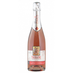 Touraine Rosé fines bulles...